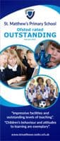 Ofsted Roller banner - Template 3